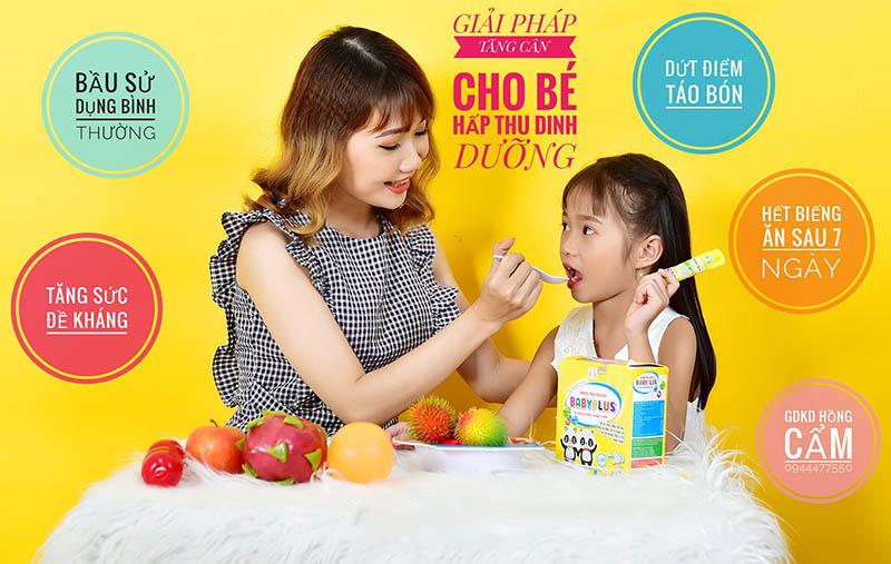Siro Baby Plus dùng cho bé mấy tháng tuổi?